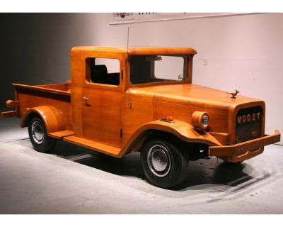 1933 Ford Pickup