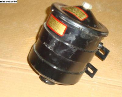 (NOS) Oil Filter Canister for Okrasa set-up