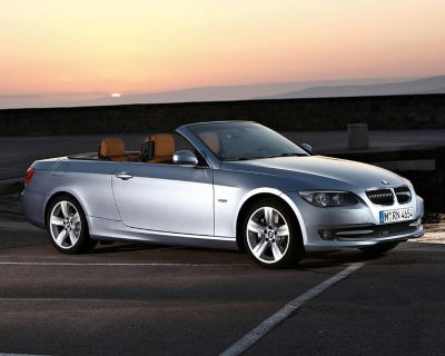 Pre-Owned 2011 BMW 3 Series 328i RWD 2D Convertible