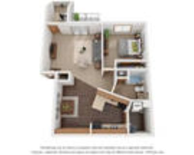 Monterey Apartments - One Bedroom Large With Den
