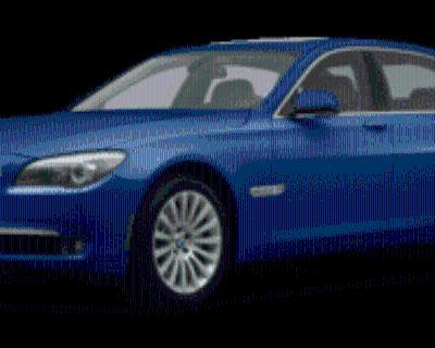 2012 BMW 7 Series ALPINA B7