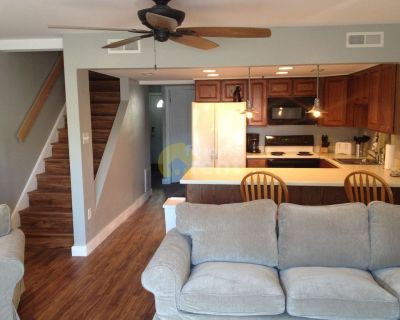 Townhome with 3BR and 2BA in Ocean City