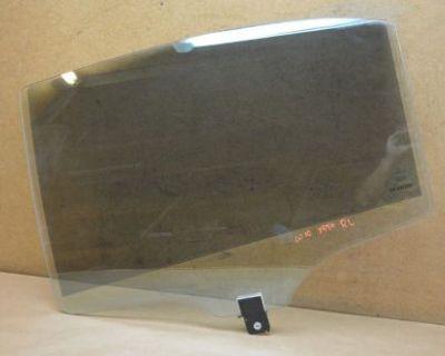 07-13 W221 Mercedes S550 S600 S400 Rear Left Driver Door Window Glass Oem #2