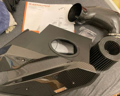 FS: Armaspeed carbon fiber cold air intake