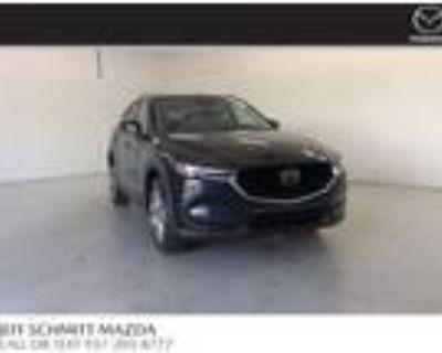 2021 Mazda CX-5 Black, new