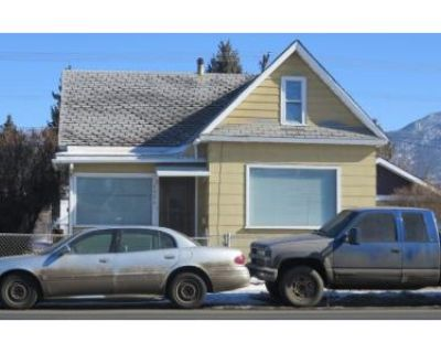 1 Bed 1 Bath Preforeclosure Property in Butte, MT 59701 - Harrison Ave