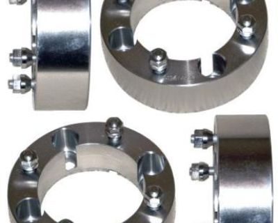 Can-am Renegade Wheel Spacers (2 Inch) 2 Pair (4/137)