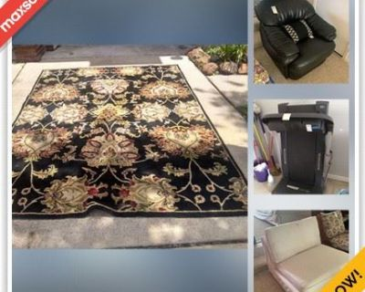 Pearland Downsizing Online Auction - Hickory Grove Lane