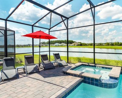 *Special Offer*Amazing Lake View! 10BR Storey Lake 2839BD - Kissimmee