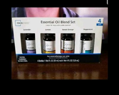 Mainstays essential oils set