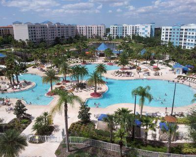 The Fountains in Orlando Florida - 2 Bedroom Condo w/ Free Wifi - Orlando