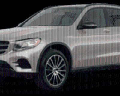 2019 Mercedes-Benz GLC GLC 300 RWD