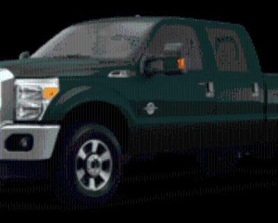 2014 Ford Super Duty F-350 XLT