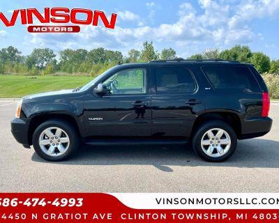 2013 GMC Yukon 4WD 4dr 1500 SLT