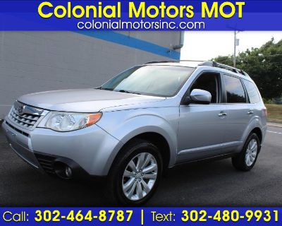 Used 2013 Subaru Forester 2.5X Limited