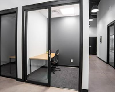 Private Office for 1 at Venture X Oakville - South Oak Junction