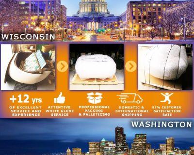 Packing Service, Inc. Professional Shipping and Packing Boxes - Spokane, Washington
