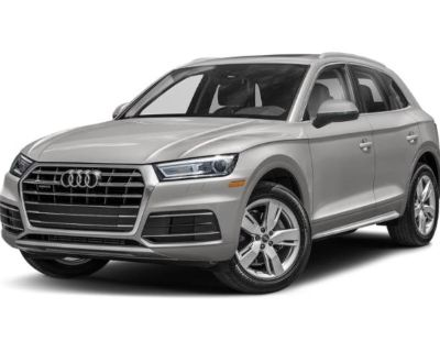 Pre-Owned 2018 Audi Q5 AWD