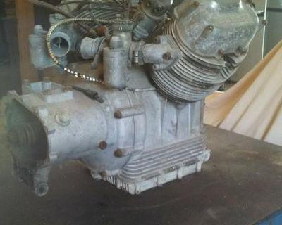 1967/ 1968 Moto Guzzi V7