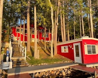 Calm Bay Cottage ~ Available Labor Day week!!! - Pickerel