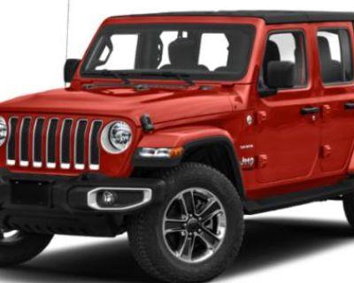 2020 Jeep Wrangler Sahara
