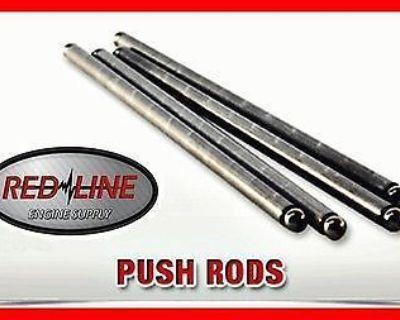 "Chevrolet Chevy Sbc 400/350/327/305 Push Rods Pushrods 7.794""-oal (set Of 16)"