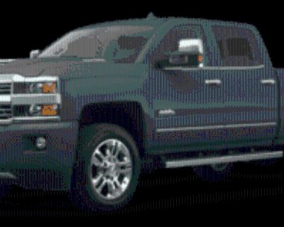 2019 Chevrolet Silverado 2500HD High Country Crew Cab Standard Box 4WD