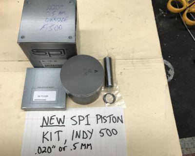 For Sale, SPI Indy 500 piston set