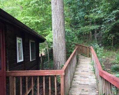 Antietam Creek - Quiet 2 Bedroom Cabin - Keedysville