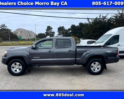 Used 2015 Toyota Tacoma Double Cab Long Bed V6 5AT 4WD