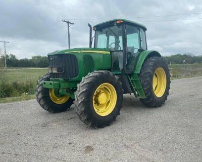6615 John Deere 4x4 Tractor w/Cab