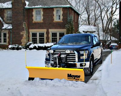"""Meyer Products Drive Pro 7' 6"""" Single Pull Snow Plow Blades Erie, PA"""