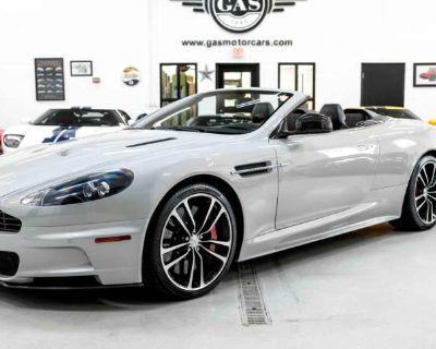 2012 Aston Martin DBS Standard