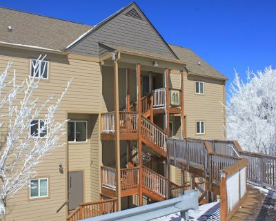 Efficient studio within walking distance to slopes, fireplace & great views! - Sugar Mountain