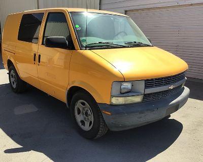 2004 CHEVROLET ASTRO Passenger Vans Truck