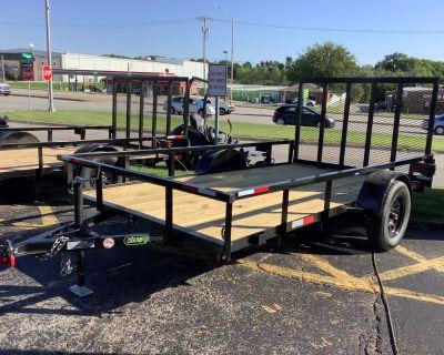 2022 WICKED TRAILERS UT7612SA Utility Trailers Shawnee, KS