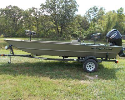 2021 Lowe RX 1860 RAMBLER W/ MERCURY 60 & TRAILER Utility Boats West Plains, MO