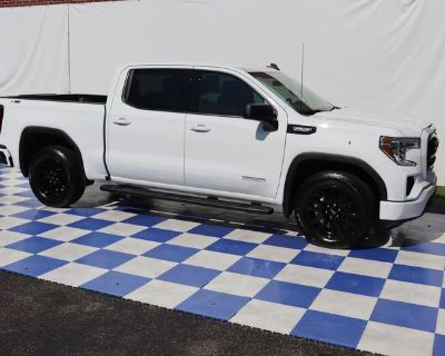 Certified Pre-Owned 2021 GMC Sierra 1500 Elevation 4WD Pickup