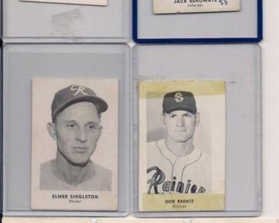 Baseball memorabilia wanted