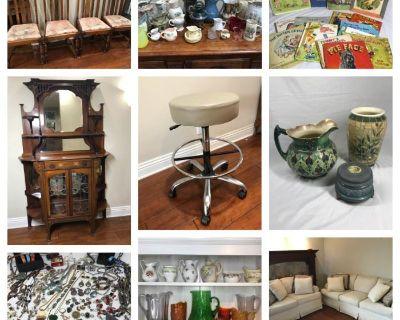 Newport Beach Treasures- bidding ends 9/22/2021 starting at 7:00 PM