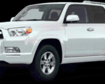 2012 Toyota 4Runner SR5 V6 4WD