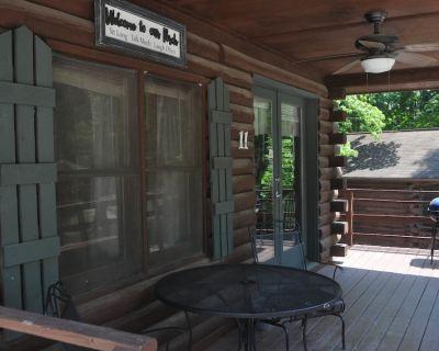 Log Cabin #11 at Osborne Boat Ramp - French Lick