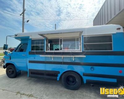 GMC 20' School Bus Shaved Ice Truck / Snowball Truck with New Engine