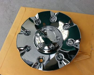 1 Incubus Wheel Rim Center Cap Chrome Finish Part # Lg0608-84 See My Other Items