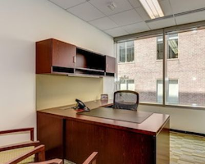 Private Office for 1 at Carr Workplaces - K Street