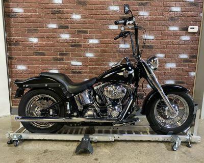 2004 Harley-Davidson FLSTC/FLSTCI Heritage Softail Classic Cruiser Dimondale, MI
