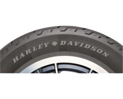 Harley Davidson Series Dunlop D401 130/90 B16, 73 H, Black, Rear Tire