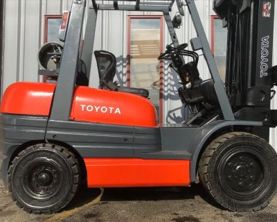 1998 TOYOTA 6FGU25 Forklifts - Mast