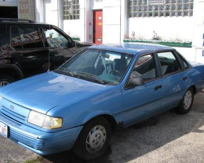 1994 Engine, Transmission, Frame To Ford Tempo 2.3 Liter * Local Pick Up