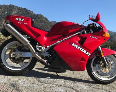 1990 Ducati SUPERBIKE 851